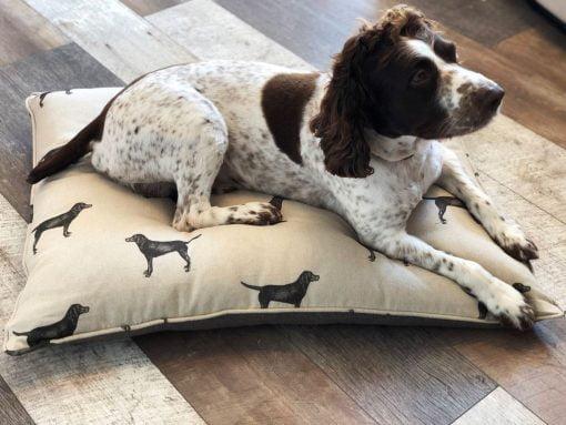 Pillow-Dog-Bed-Labrador-Linen-Natural