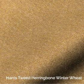 Harris Tweed Herringbone Winter Wheat