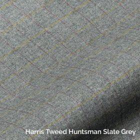 Harris Tweed Huntsman Slate Grey