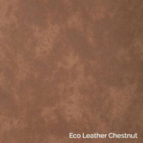Eco Leather Chestnut