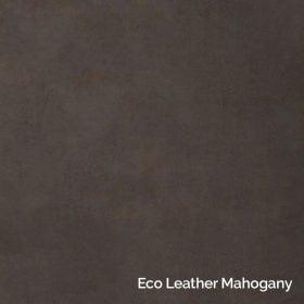 Eco Leather Mahogany
