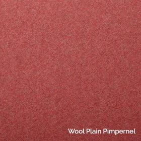 Wool Plain Pimpernel