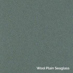 Wool Plain Seaglass