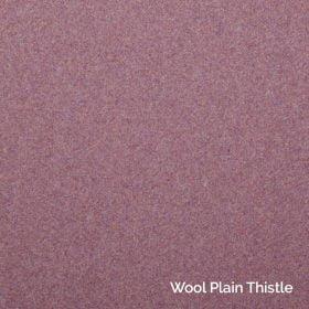 Wool Plain Thistle