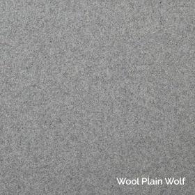 Wool Plain Wolf