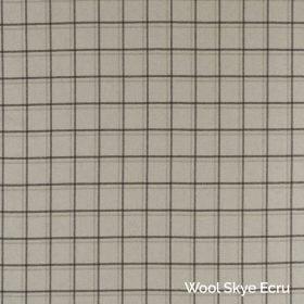 Wool Skye Ecru