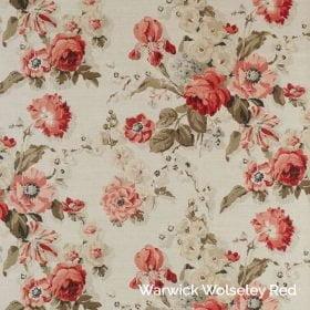 Warwick Wolseley Red