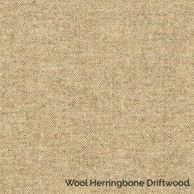 Wool Herringbone Driftwood