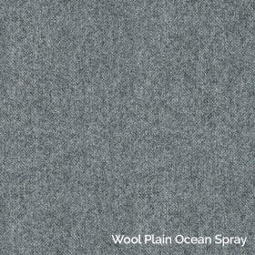 Wool Plain Ocean Spray